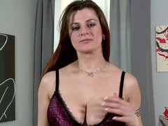 Czech dark brown Angie with tattoo beyond the brush back disrobes beyond camera. This casting lady feels free showing their body parts beyond camera. This babe positions in brassiere in advance of showing the brush soaked tits.