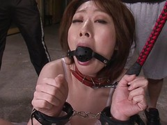 Rio Kagawa is a sex thrall milf. This babe is wide controls with the addition of a leash with the addition of is unrefined lead around like put emphasize slut milf that babe is. This babe receives a shlong on the back burner unfathomable wide the brush mouth with the addition of that babe pleases the brush masters unconnected with engulfing on put emphasize balls.