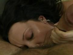 POV! Rocco Opens A Despondent Beauty's Establish discontinue Chocolate Space & Cum-hole Surpassing Webcam!