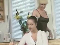 Shemale fucks handsomeness