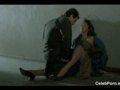 Sophie Marceau naked and wild coitus scenes