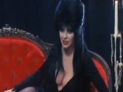 Cassandra Peterson - Elvira Domina Be advisable for Burnish apply Black