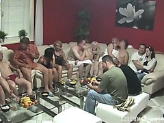 Massive Aged SWINGERS PARTY