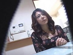 Slutty Japanese Wives Massaged and then Drilled at Home 1 - CM
