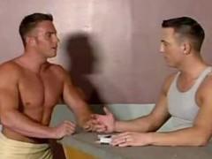 Homo Muscle Chaps Fucking