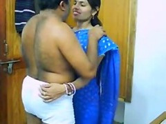 Indian Pair On Their Honeymoon Engulfing And Fucking