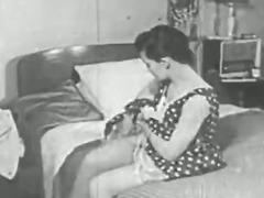 Output Erotica 1950s - Voyeur Fuck - Peeping Tom