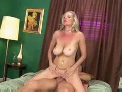 Sexy older blond cougar cassy torri