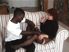 Non-professional aged wifes hawt interracial joy