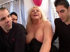 Kate, french older anal screwed