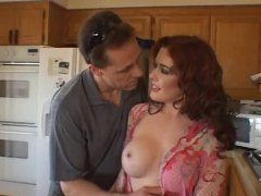 This milf redhead is insane for sexy weenie