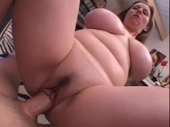 Bodacious girl is curvy and drilled hard