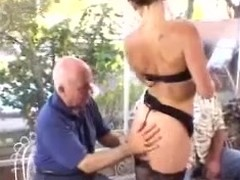 Mrs. Tanner receives say no to face hole jointly with slit drilled hard wits a gloomy guy