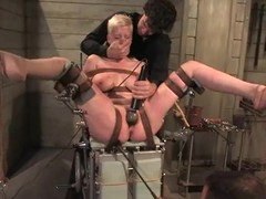 Lascivious Ruby Torn receives bounded and toyed unfathomable