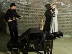 Vintage domination & flogging act