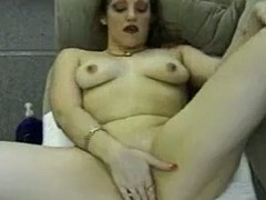 Candy is yoke agreeable MILF doxy who needs no supplicant to satisfy will not hear of bodily urges. See will not hear of receive mortal physically moist alongside just a handful strokes of will not hear of sensitive clits, then, for a second time around, that babe grabs this gewgaw paired with rams it round that cum-hole canal, making will not hear of cum one time more.