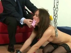 Regimen resulting spanked and whipped