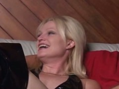 Naughty momma domintating daddy's botheration