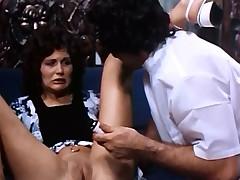 Linda from Deepthroat gets will not hear of sweet vagina alternating