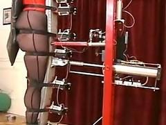Resultant testing the fresh punishment machine!