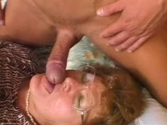 Grandma Caught Her Grandson In the lengthy run b for a lengthy time Jerking off